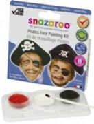 Snazaroo Pirate Face Painting Kit